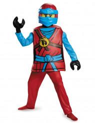 Costume deluxe Nya Ninjago LEGO™ per bambino