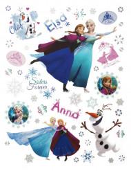 Decorazioni per finestra Frozen™ La Regina delle nevi 42x30 cm