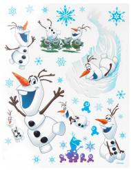 Decorazione finestre Olaf Frozen™ 20 x 30 cm