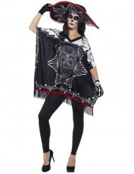 Kit scheletro dia de los muertos per adulto Halloween