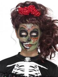 Kit trucco zombie donna Dia de Los Muertos