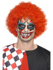 Kit trucco clown malefico per adulto Halloween