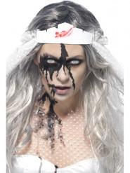 Sangue finto da zombie nero per Halloween