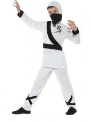 Costume da Ninja Bianco per bambino