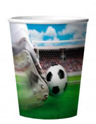 4 Bicchieri Calcio