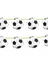 Ghirlanda di bandierine calcio
