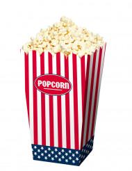 4 Confezioni per Pop-corn USA
