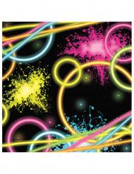16 Tovaglioli Glow Party