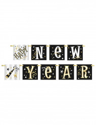 Ghirlanda Happy New Year 1.50 cm