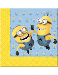 20 tovaglioli lovely Minions™