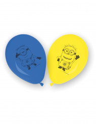 8 palloncini in lattice lovely Minions™