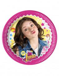 8 piatti di cartone Soy Luna™