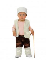 Costume da pastorello per neonato