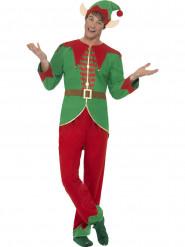 Costume folletto magico uomo Natale