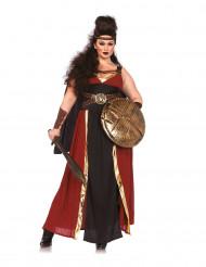 Costume da guerriera greca donna