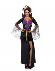 Costume strega contessa del male donna Halloween