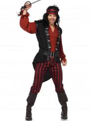 Costume da pirata saccheggiatore per uomo