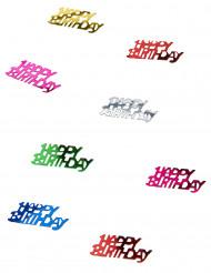Coriandoli Happy Birthday 15g