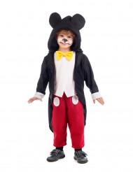Costume da topolino nero per bambino