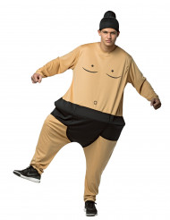 Costume sumo adulto