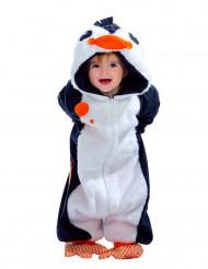 Costume da pinguino per neonato - Premium