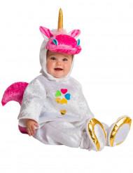 Costume da unicorno per neonato - Premium