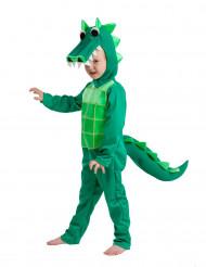 Costume da coccodrillo deluxe per bambino - Premium