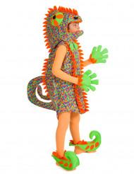 Costume da camaleonte per bambino