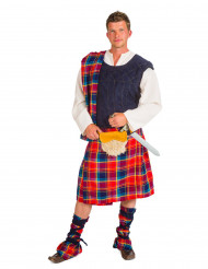 Costume da scozzese tradizionale per uomo - premium