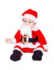 Costume babbo natale bebè - Premium