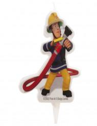 Candella compleanno Sam il pompiere™
