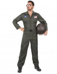 Costume pilota d'aereo Adulto