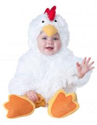 Costume da Galletto per neonato - Lusso