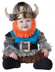 Costume da Vichingo barbuto per neonato - Lusso