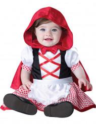 Costume Cappuccetto rosso bebè - Classico