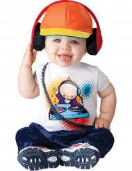 Costume da mini Dj per neonato - Classico