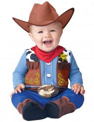 Costume cowboy per bebè - Classico