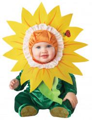 Costume girasole per neonato - Classico