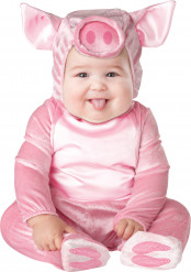 Costume maialino per bebè - Classico