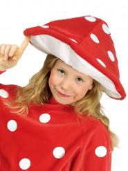 Cappello fungo amanita ammazza mosche