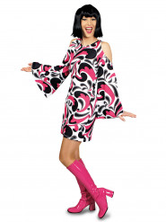 Costume hippie anni 70° donna