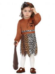 Costume piccola bimba della preistoria Bébé