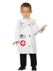 Costume camice da dottore per bambino