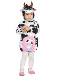 Costume da mucca bebè