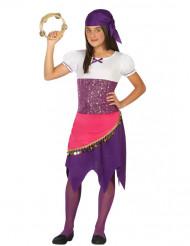 Costume gipsy gitana bambina