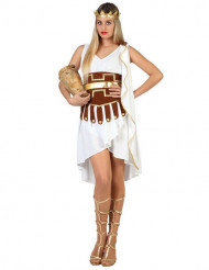 Costume da romana bianco donna