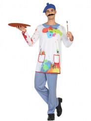 Costume pittore uomo