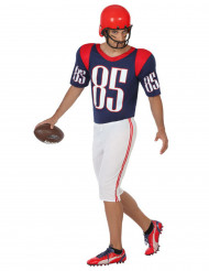 Costume giocatore football americano Adulto