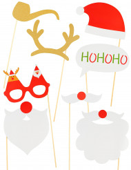 Kit photobooth Natale