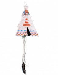 Pignatta tenda indiana 43 x 31 x 43 cm